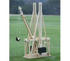 Best Trebuchet or catapult better