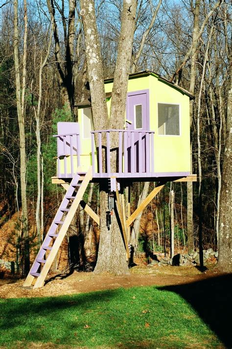 Tree House Building Plans For Free