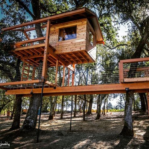 Tree House Framing Plans