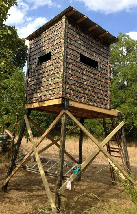 Tree Stand Plans Cost