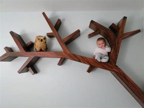 Tree-Branch-Bookshelf-Plans