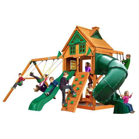 Tree-House-Playset-Plans
