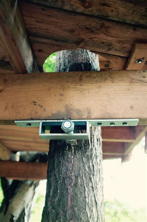 Treehouse Attachment Bolts Diy