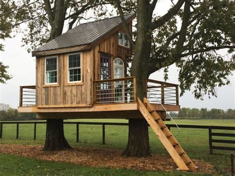 Treehouse Building Plans Free