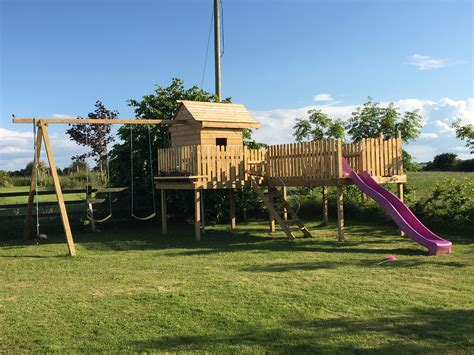 Treehouse-Playground-Plans