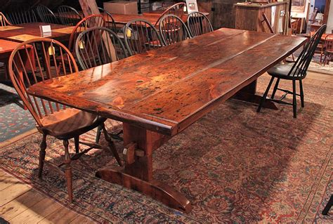 Trestle Table Plans This Old House