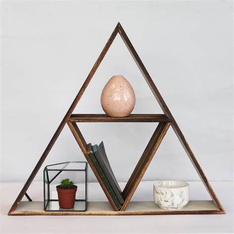 Triangle Shelf Designs