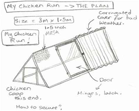 Triangle-Chicken-Run-Plans
