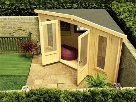 Triangular Shed Plans