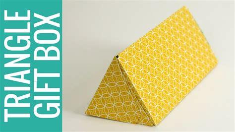 Triangular-Box-Out-Of-Cardboard-Diy