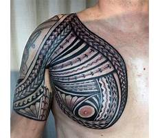 Best Tribal chest designs