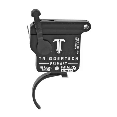 Triggertech Primary Trigger For Remington 700 Bolt Action .