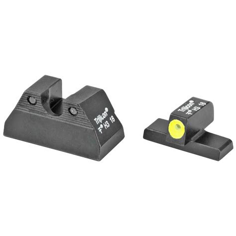 Trijicon Hd Night Sights And Gunline Tools Go With The Best In Checkering Tools
