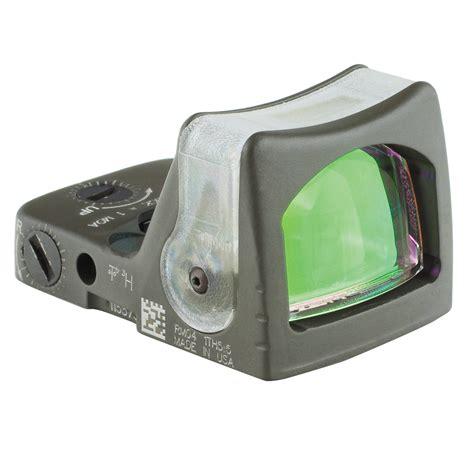 Trijicon Rm04 Rmr Reflex Sight Dual Illuminated And Amazon Com Kickeez Dualaction Sporting Clay Recoil Pad