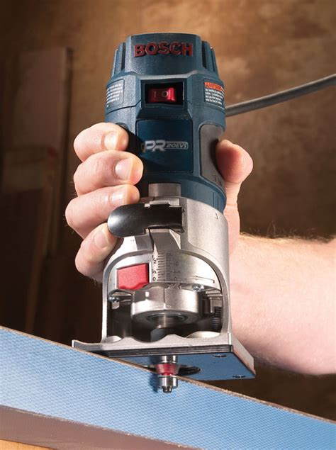 Trim Router Uses In Woodworking