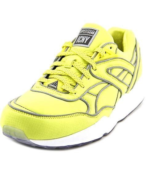 Trinomic R698 x ICNY Men Round Toe Synthetic Running Shoe