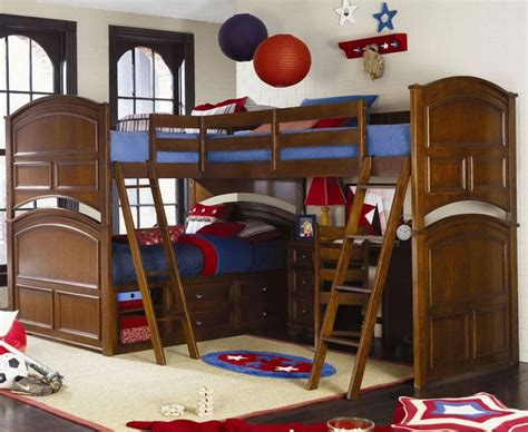 Triple Bunk Bed Rooms To Go