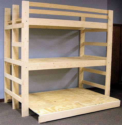 Triple-Twin-Bunk-Bed-Plans