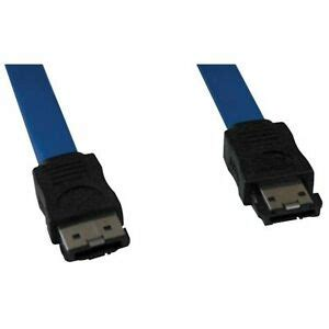 Tripp Lite Esata, Sata-ii External Shielded Signal Cable (7pin/7pin) - Serial Ata External Cable - 6.6 Ft