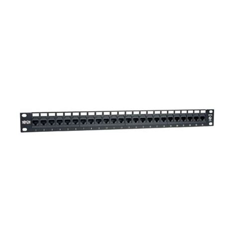 Tripp Lite N052-024 Cat5e Patch Panel 568B 24port (N052-024)