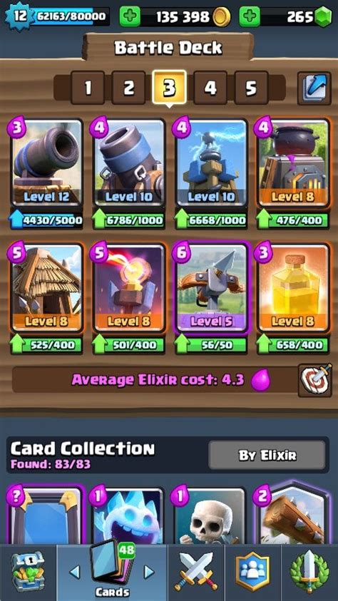 Troll Deck Build