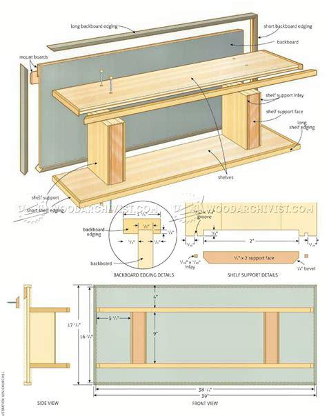 Trophy-Shelf-Plans
