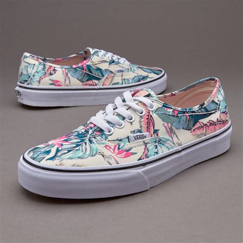 Tropical Vans Sneakers