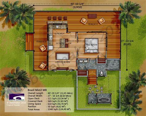 Tropical-Tiny-House-Plans