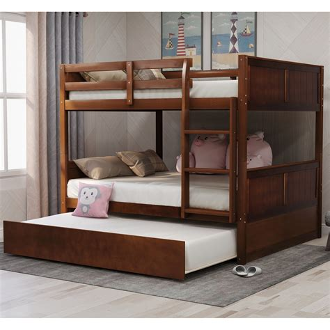 Troutdale Twin Over Twin Bunk Customizable Bedroom Set