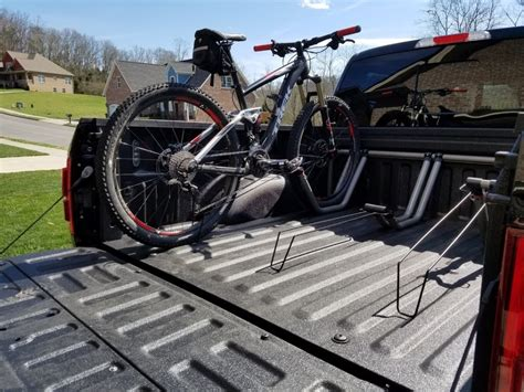 Truck Bed Bicycle Rack Images