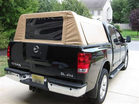 Truck Bed Canopy Diy