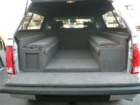 Truck Bed Carpet Kits With Storage