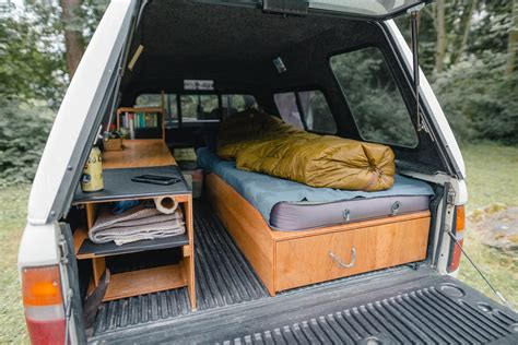 Truck Bed Deck Diy Construction