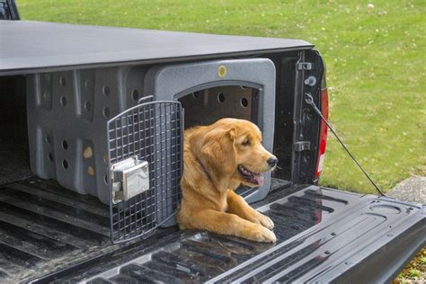 Truck Bed Dog Kennel Diy In House