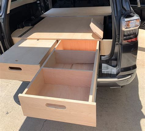 Truck Bed Drawer System DIY