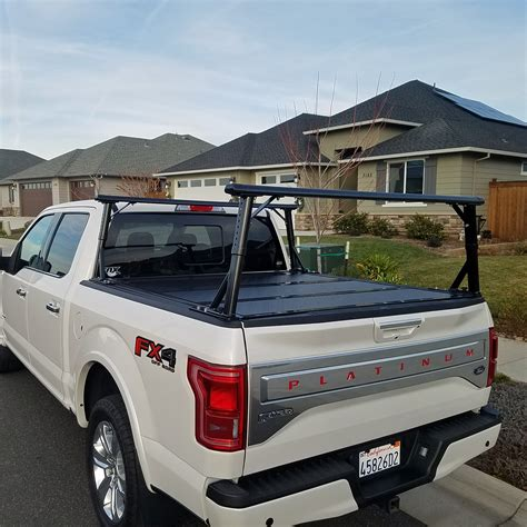 Truck Bed Kayak Rack With Tonneau Soft Cover