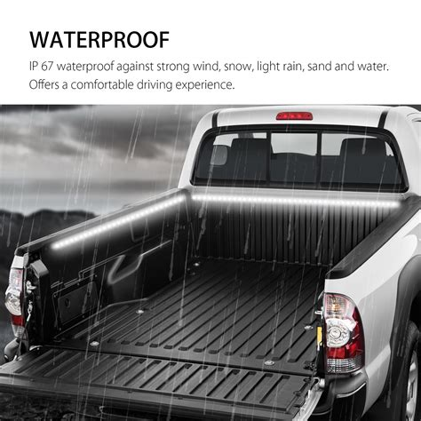 Truck Bed Lighting Tailgate Switch