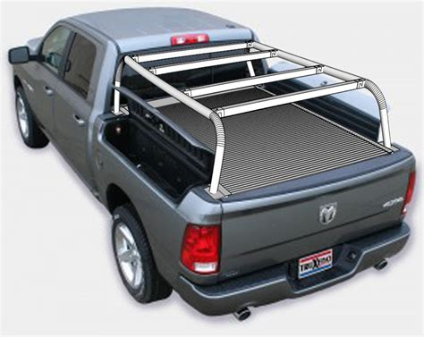 Truck Bed Rack Systems For Rooftop Tents