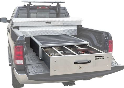 Truck Bed Slide Out Tool Box Plans