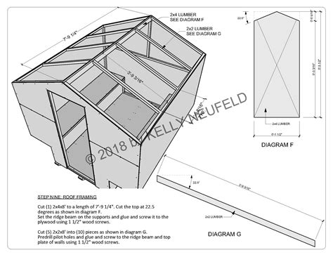 Truck Box Ice Fishing Shack Plans Wow