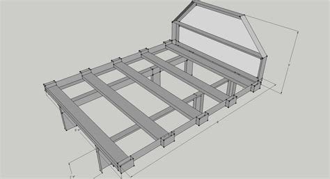 Truck-Bed-Plans-Flatbed