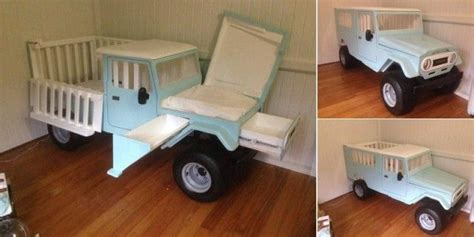 Truck-Crib-With-Changing-Table-Plans