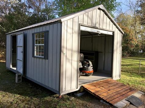 Truck-Shed-Plans