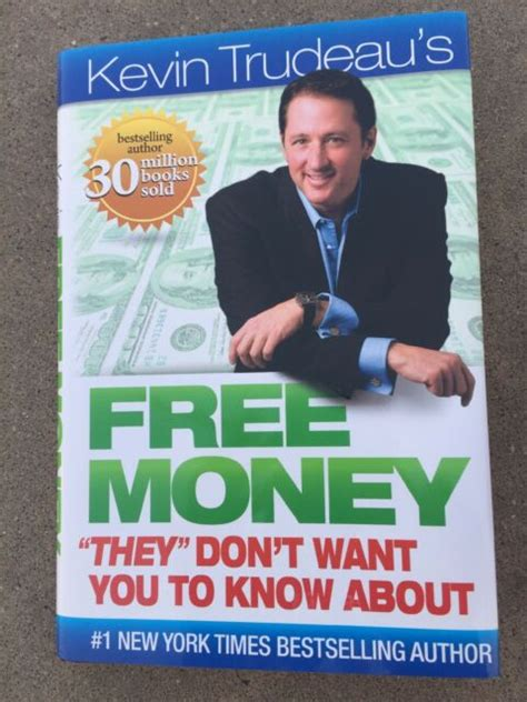 Trudeau Kevin Free Money Book