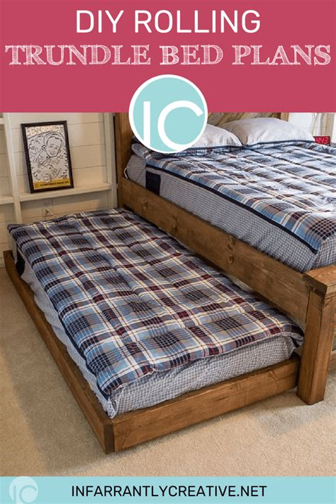 Trundle Bed Plans Diy Tool