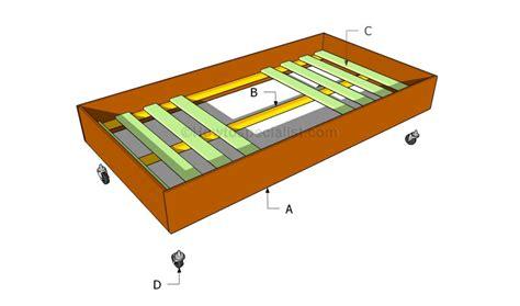 Trundle-Bed-Frame-Plans