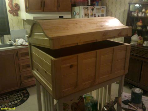 Trunk Plans Instructions