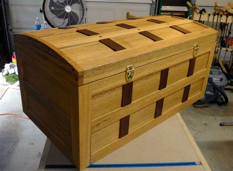 Trunk Plans Woodworking