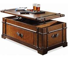 Best Trunk chest coffee table