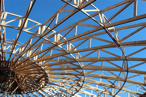 Trussed Rafter Roof Design